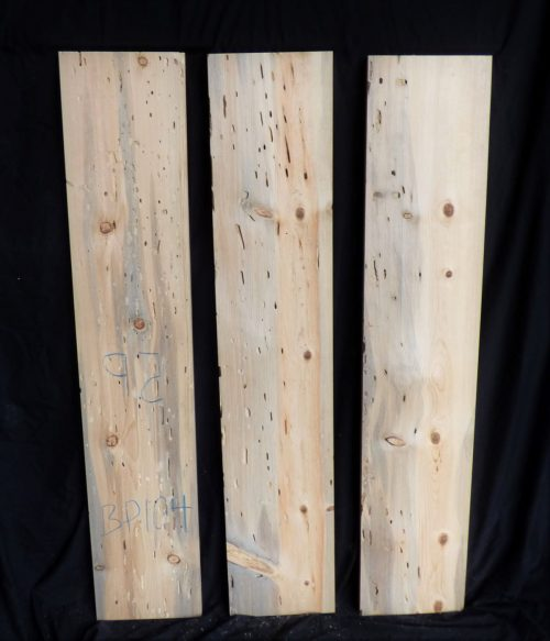 Blued Pine Lumber