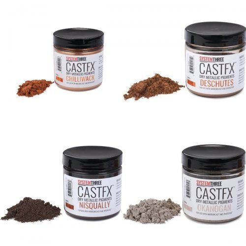 CastFX Dry Metallic Color Pigment 45g