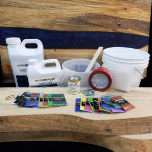 DIY Epoxy River Table Complete Kit