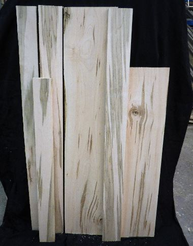 Ambrosia Maple Lumber Pack 2